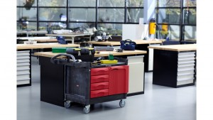 Chariot 4 tiroirs et 1 porte - Devis sur Techni-Contact.com - 6