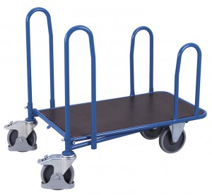 Chariot à 4 arceaux - Devis sur Techni-Contact.com - 1