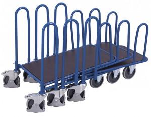 Chariot à 4 arceaux - Devis sur Techni-Contact.com - 2