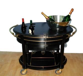 Chariot à alcool - Devis sur Techni-Contact.com - 1