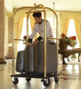 Chariot à bagage hôtel - Devis sur Techni-Contact.com - 2