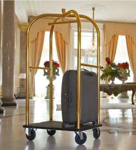 Chariot à bagage hôtel - Devis sur Techni-Contact.com - 3