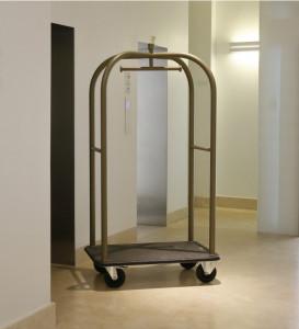 Chariot à bagage hôtel - Devis sur Techni-Contact.com - 4