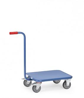 Chariot à col de cygne en acier - Devis sur Techni-Contact.com - 1
