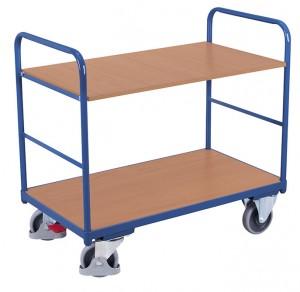 Chariot à étagères bas - Devis sur Techni-Contact.com - 5