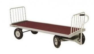 Chariot à fourrage 4 roues - Devis sur Techni-Contact.com - 1