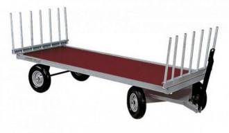 Chariot à fourrage 4 roues - Devis sur Techni-Contact.com - 2