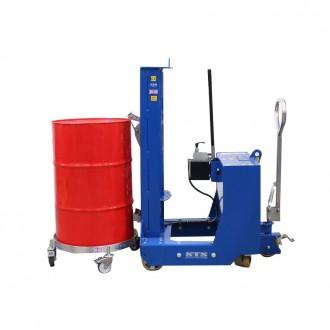 Chariot à fût industriel 220 L - Devis sur Techni-Contact.com - 2