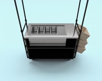 Chariot à Glace - Devis sur Techni-Contact.com - 2