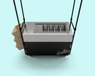 Chariot à Glace - Devis sur Techni-Contact.com - 3