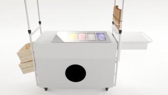 Chariot à Glace - Devis sur Techni-Contact.com - 5