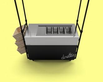 Chariot à Glace - Devis sur Techni-Contact.com - 6