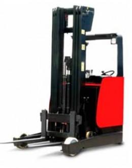 Chariot à mât rétractable électrique - Devis sur Techni-Contact.com - 1