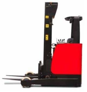Chariot à mât rétractable électrique - Devis sur Techni-Contact.com - 2