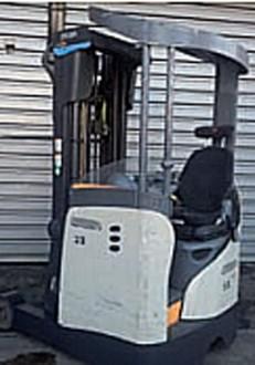 Chariot à mât rétractable occasion - Devis sur Techni-Contact.com - 1
