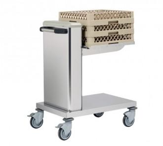 Chariot à niveau constant pour casiers - Devis sur Techni-Contact.com - 1
