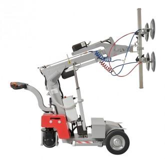 Chariot à palonnier à ventouses - soulève 280 kg - Devis sur Techni-Contact.com - 1