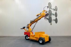 Chariot à palonnier à ventouses soulève 1000 kg - Devis sur Techni-Contact.com - 2