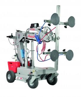 Chariot à palonnier ventouses - soulève 208 kg - Devis sur Techni-Contact.com - 1