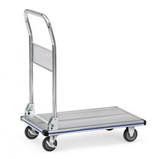 Chariot à plate-forme en aluminium - Devis sur Techni-Contact.com - 1