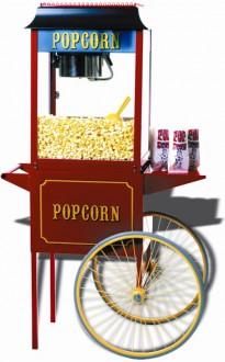 Chariot à popcorn - Devis sur Techni-Contact.com - 1