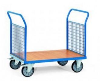 Chariot à ridelle en treillis - Devis sur Techni-Contact.com - 2