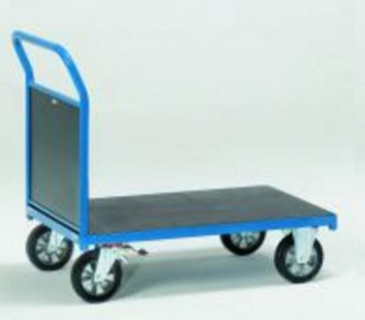 Chariot à ridelles 1200 kg - Devis sur Techni-Contact.com - 1