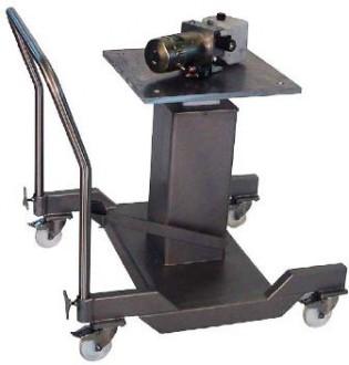 Chariot à table élévatrice 300 à 500 Kg - Devis sur Techni-Contact.com - 1