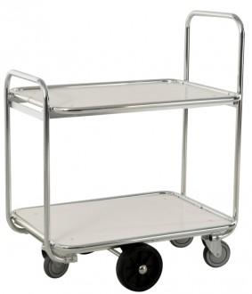 Chariot à tablettes pour préparation de commandes - Devis sur Techni-Contact.com - 2