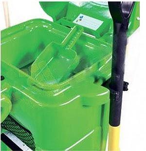Chariot absorbant pour hydrocarbures - Devis sur Techni-Contact.com - 3