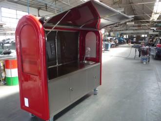 Chariot ambulant café - Devis sur Techni-Contact.com - 11