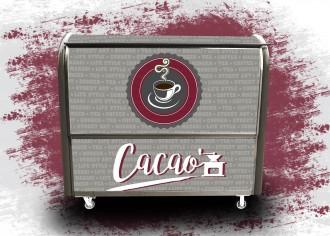 Chariot ambulant café - Devis sur Techni-Contact.com - 14
