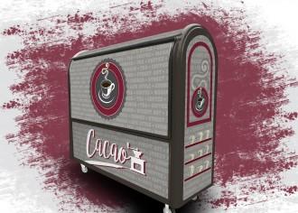 Chariot ambulant café - Devis sur Techni-Contact.com - 15