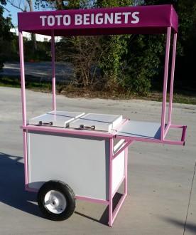 Chariot ambulant isotherme - Devis sur Techni-Contact.com - 10