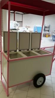 Chariot ambulant isotherme - Devis sur Techni-Contact.com - 11