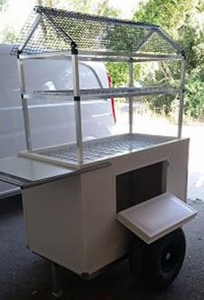 Chariot ambulant isotherme - Devis sur Techni-Contact.com - 6