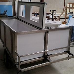 Chariot ambulant isotherme - Devis sur Techni-Contact.com - 9
