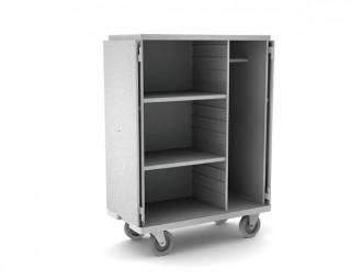 Chariot armoire aluminium - Devis sur Techni-Contact.com - 3