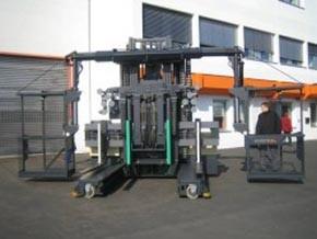 Chariot automoteur pour planches bois - Devis sur Techni-Contact.com - 1