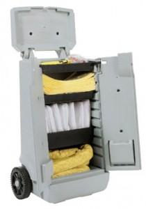 Chariot avec absorbants - Devis sur Techni-Contact.com - 1
