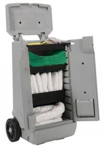 Chariot avec absorbants - Devis sur Techni-Contact.com - 3