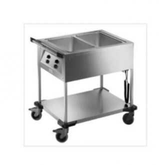 Chariot bain marie SAW 2 - Devis sur Techni-Contact.com - 1