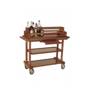 Chariot bar à vin - Devis sur Techni-Contact.com - 1