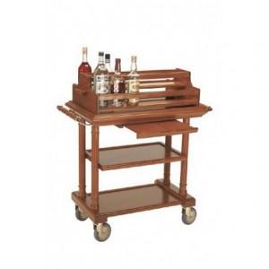Chariot bar à vin - Devis sur Techni-Contact.com - 2