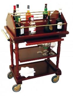 Chariot Bar-Service pour hôtels - Devis sur Techni-Contact.com - 1