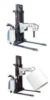 Chariot basculeur porte bobine - Devis sur Techni-Contact.com - 4