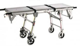 Chariot brancard mortuaire - Devis sur Techni-Contact.com - 1