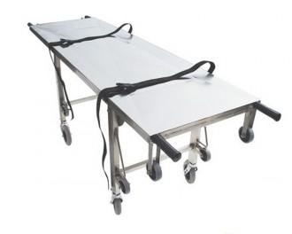 Chariot-brancard mortuaire - Devis sur Techni-Contact.com - 1