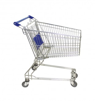Chariot caddie de magasin - Devis sur Techni-Contact.com - 1