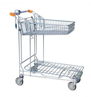 Chariot caddie de magasin - Devis sur Techni-Contact.com - 3